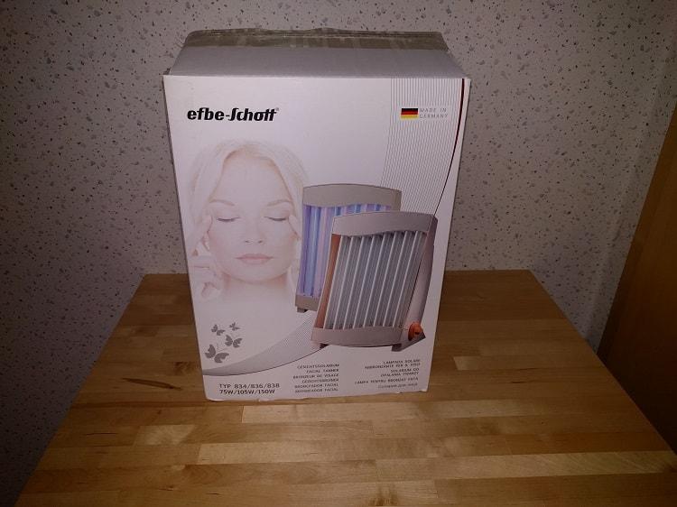 Efbe-Schott SC GB 836 C Verpackung